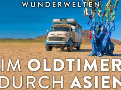 WunderWelten: Im Oldtimer durch Asien
