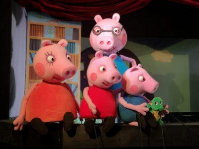 Das Berliner Puppentheater: Familie Wutz