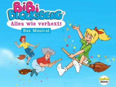 Bibi Blocksberg - Das Musical