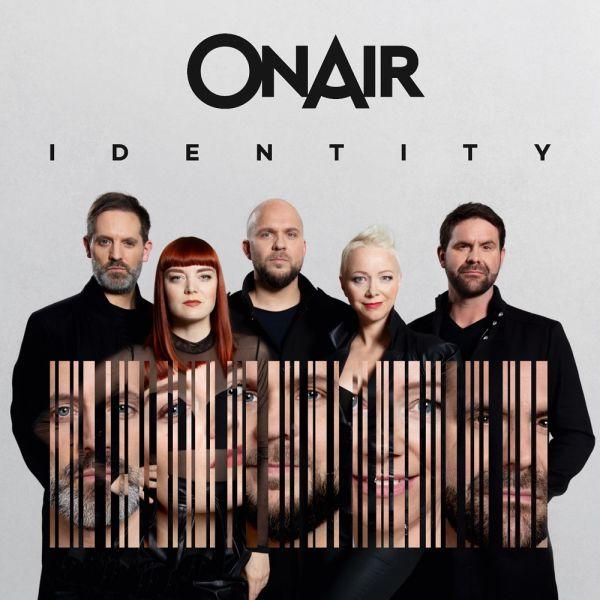 """VERSCHOBEN AUF 03.09.2021: ONAIR """"IDENTITY – A Cappella PopArt"""""""
