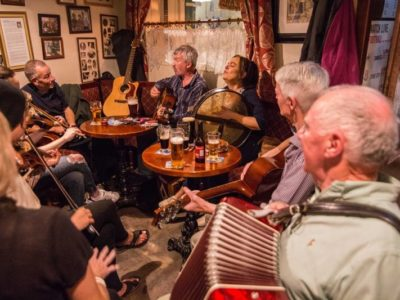 BLICKFANG: Irland - Live mit Irish Folk Band