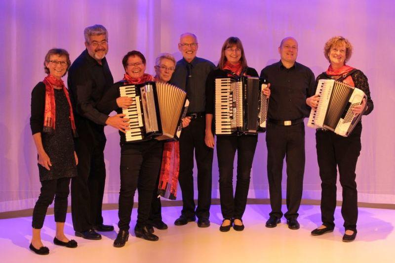 Herbstkonzert des Akkordeon – Orchester Radolfzell e.V.