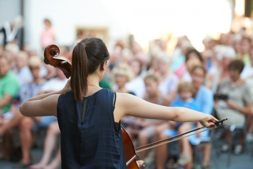 Sommerakademie 2021 – Abschlusskonzert Meisterkurs dirigieren